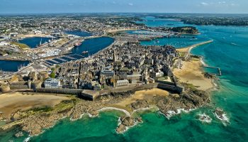photo ville st malo